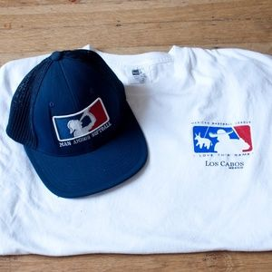 Mexican Baseball Hat & Tee Bundle